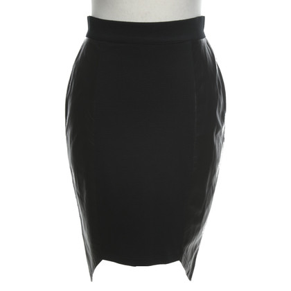 Other Designer Lifting - skirt in black
