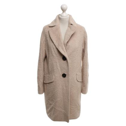 Marc Cain Nudefarbener coat