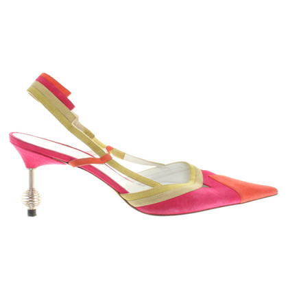 Emilio Pucci pumps in Bicolor