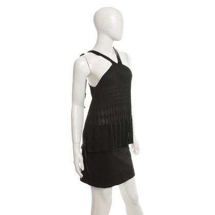 Christian Dior Maglia in grigio scuro