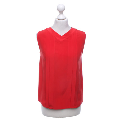 Chanel top in red