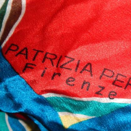 Patrizia Pepe silk scarf