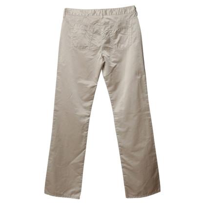 Giorgio Armani Jeans in crema