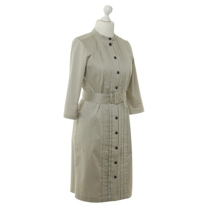 Burberry Dress in beige with button placket