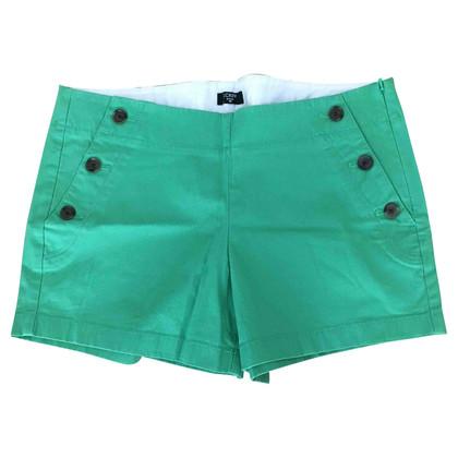 J. Crew Grüne Shorts