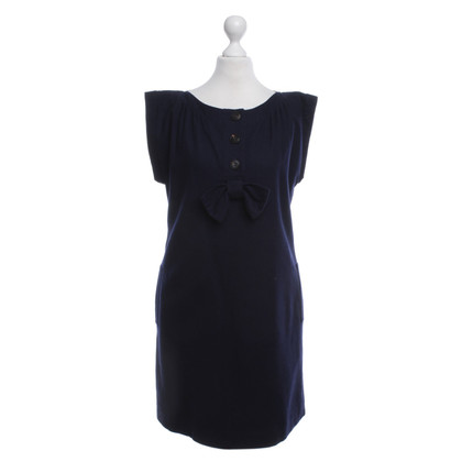 A.P.C. Dress in Dark Blue