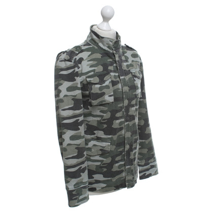 Other Designer Anine Bing Camouflage Jacket
