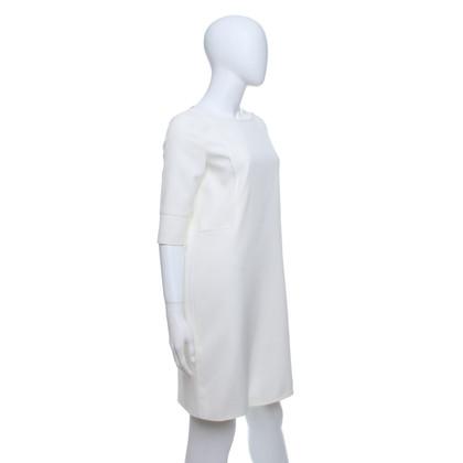 Blumarine Robe fourreau en blanc