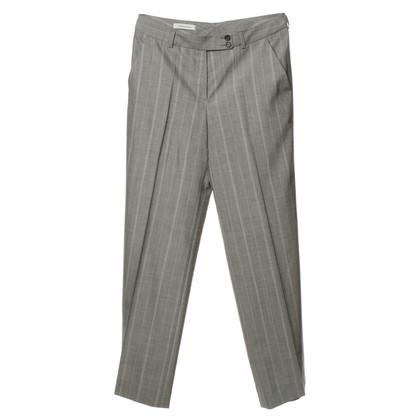 René Lezard Pantaloni tuta in grigio
