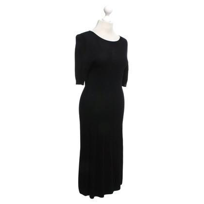 Marc Cain Gebreide jurk zwart