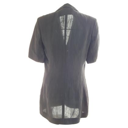 René Lezard Short sleeve blazer