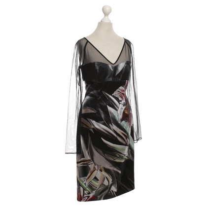 Escada Cocktail dress with a floral pattern