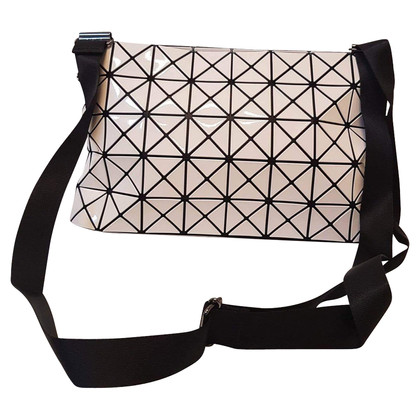 "Issey Miyake ""Bao Bao cross body bag"" in white"