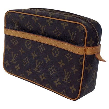 "Louis Vuitton ""Compiègne 28 Monogram Canvas"""