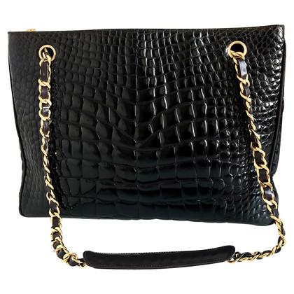 Chanel Handtasche aus Krokodilleder