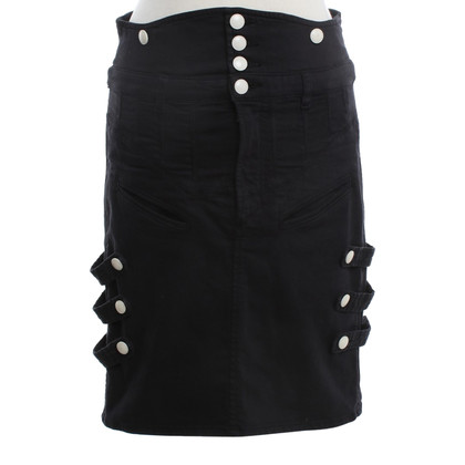 Isabel Marant Denim skirt with buttons