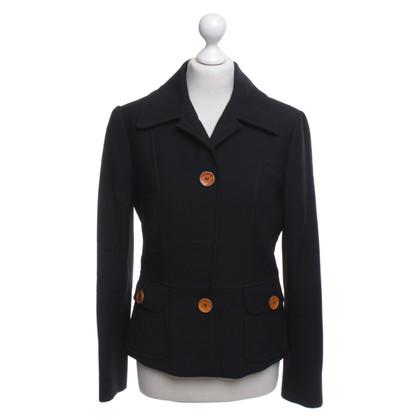 Dolce & Gabbana Sportiver Blazer in Schwarz