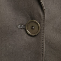 Akris Suit in khaki
