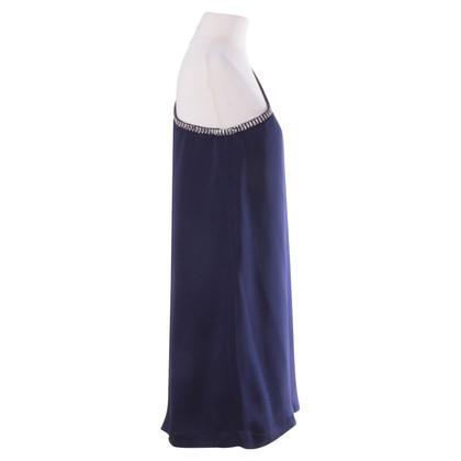Maje Korte zijden jurk