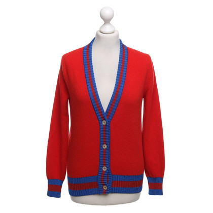 Gucci Cardigan in rood