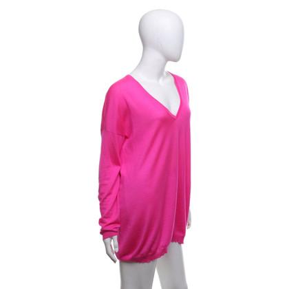Jil Sander Sweater in neonroze