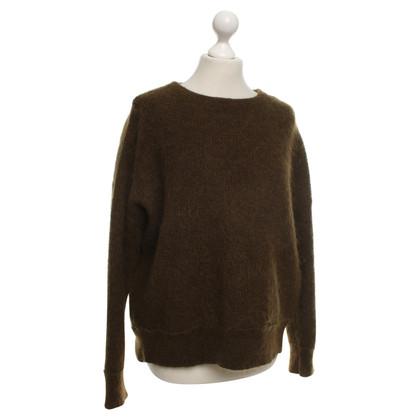 By Malene Birger Sweater in groen