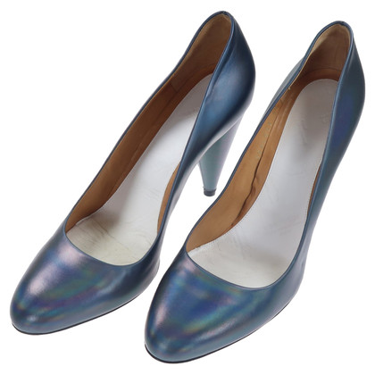 Maison Martin Margiela pumps in blue