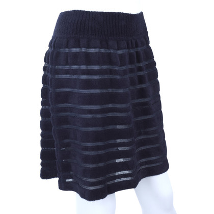 Alaïa Knit skirt