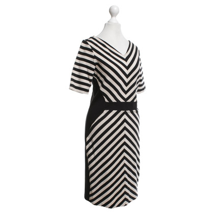 Hugo Boss jurk Stripe