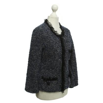 Dolce & Gabbana Giacca di tweed con filo effetto