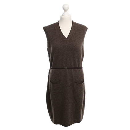 Other Designer GC Fontana - Knitted Dress in Brown