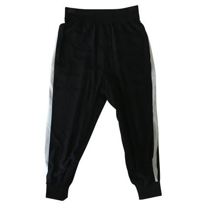 Fendi pantaloni di seta