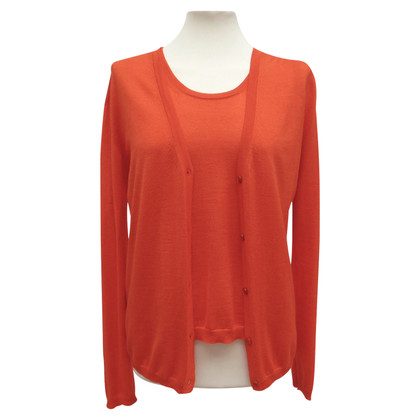 Jil Sander Twinset with top