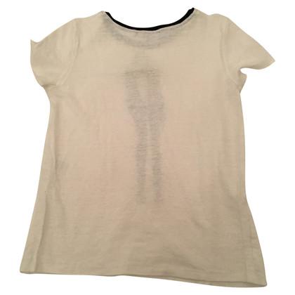 Maje Linnen t-shirt