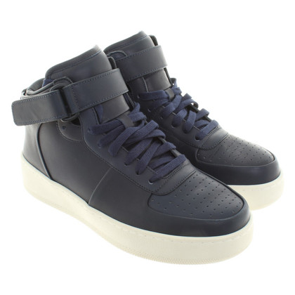 Céline Sneaker in Dark Blue