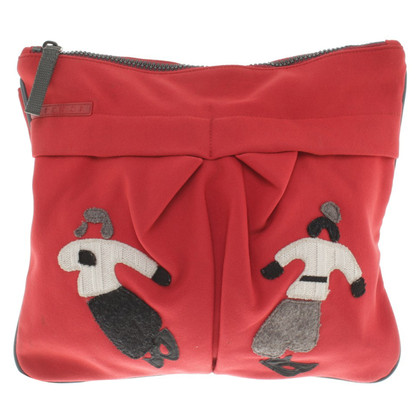 Prada Shoulder bag in red