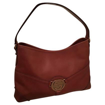 Gucci Gucci Leather Bag