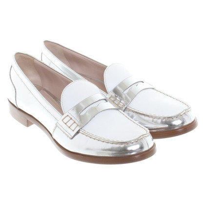 Miu Miu Loafer in bicolor