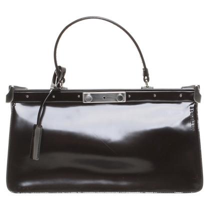 Jil Sander Handbag in dark brown