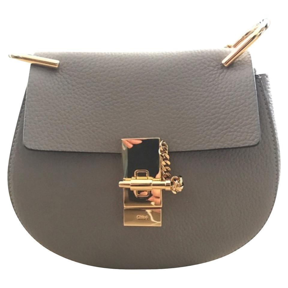 Luxe Schoudertassen : Chlo? luxe tas drew crossbody bag koop tweedehands