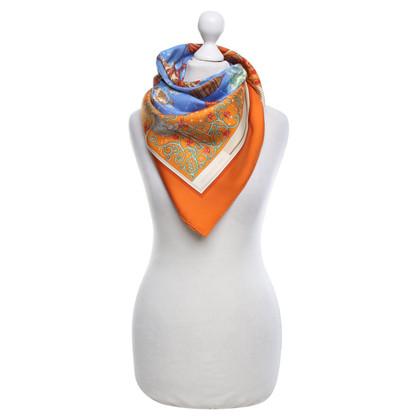 Hermès Sciarpa di seta in Multicolor