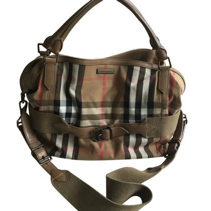 Burberry Handbag with nova check pattern