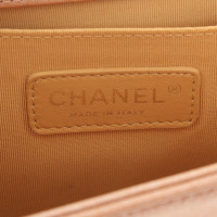 "Chanel ""Boy Bag"" in Rosé"