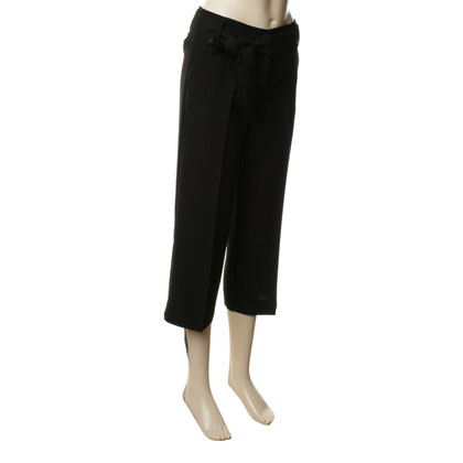 Pinko Culotte in black