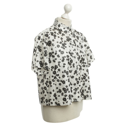 Dorothee Schumacher Blouse with floral pattern