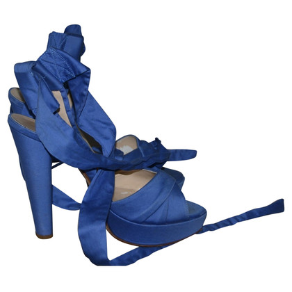 Blumarine Sandals blue