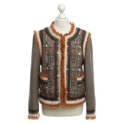 Tory Burch Blazer pattern