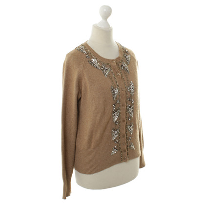 Blumarine Cardigan in Brown