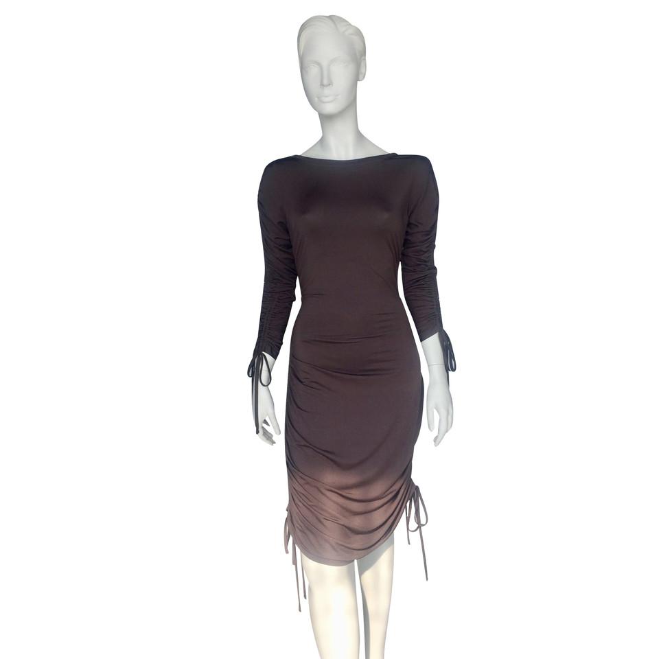 Rena Lange Kleid mit Seidenanteil - Second Hand Rena Lange Kleid mit ...