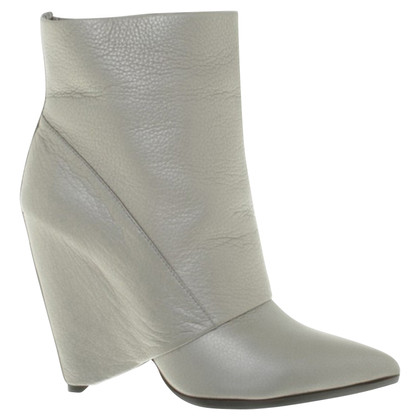 Laurèl Ankle boots in silver / grey